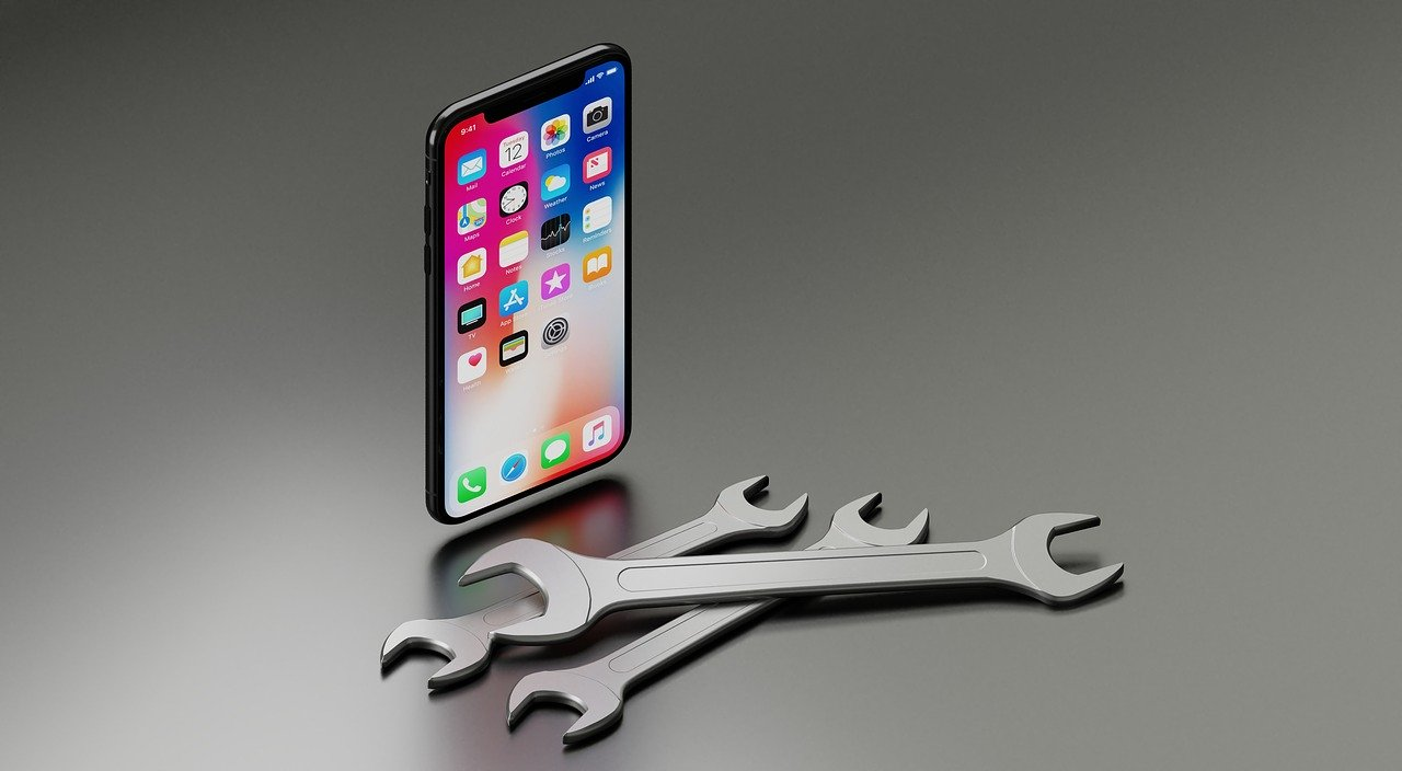 Basic toolkit for iPhone Repair