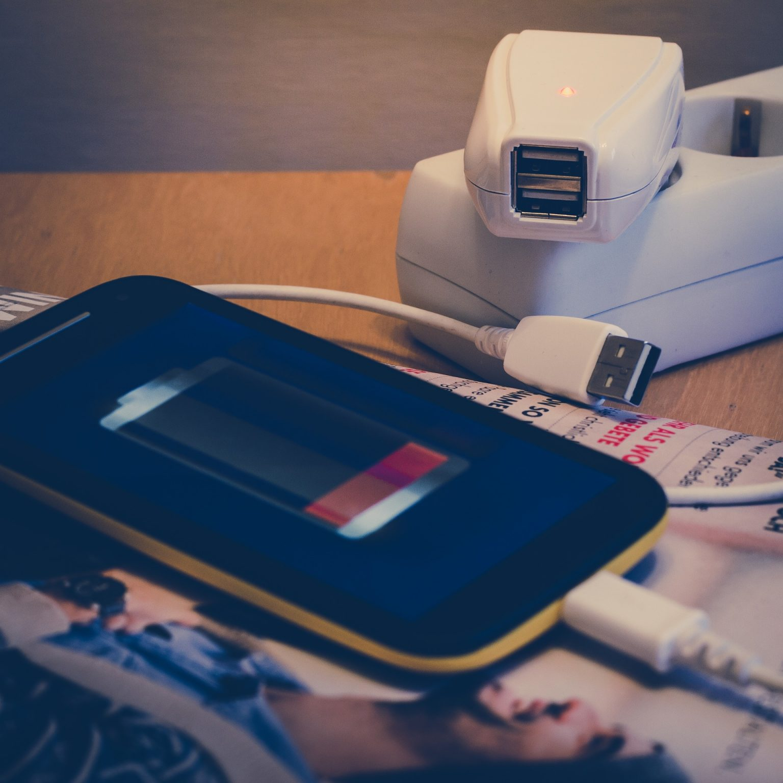 Top tips to increase your battery life