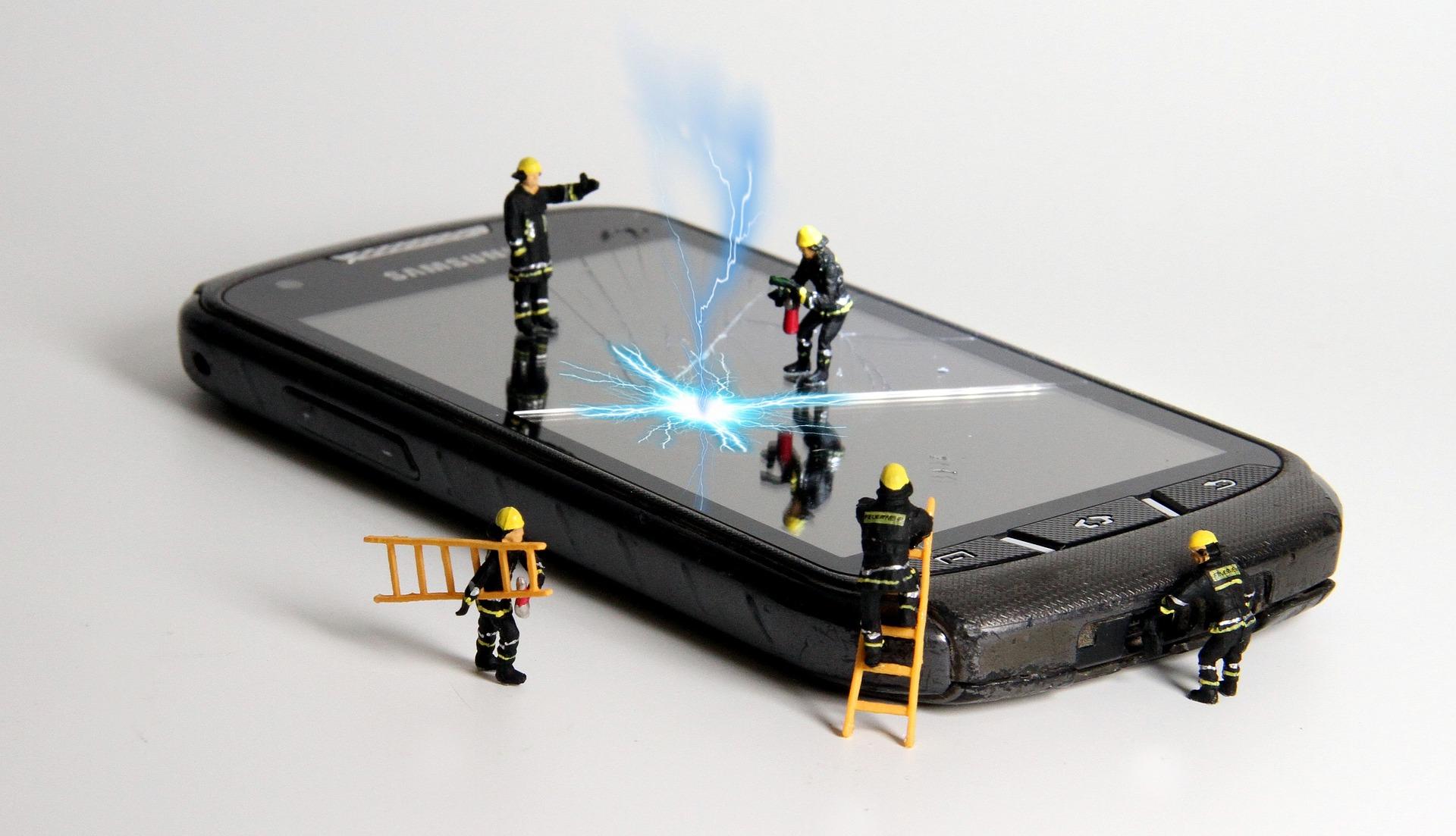 best mobile phone repair shop in Newport News.