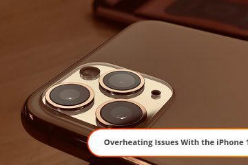 Overheating issues with the iphones