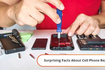 Surprising facts about cellphone repair