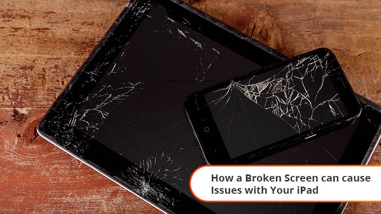 repair broken screen ipad